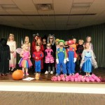 Franciscan Village Halloween Party