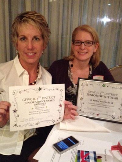 GFWC Awards